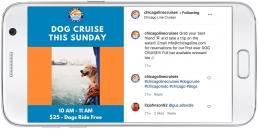 Chicago Line Cruises Instagram Special Cruise